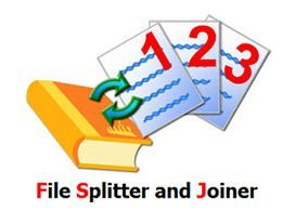 File Splitter and Joiner