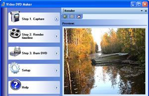 Video DVD Maker para hacer DVD