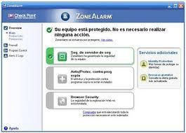 ZoneAlarm Free 11
