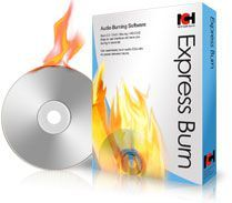 Express Burn para grabar CD