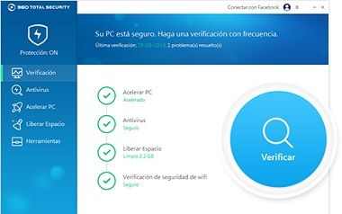 Antivirus 360 Total Security | Descargar software